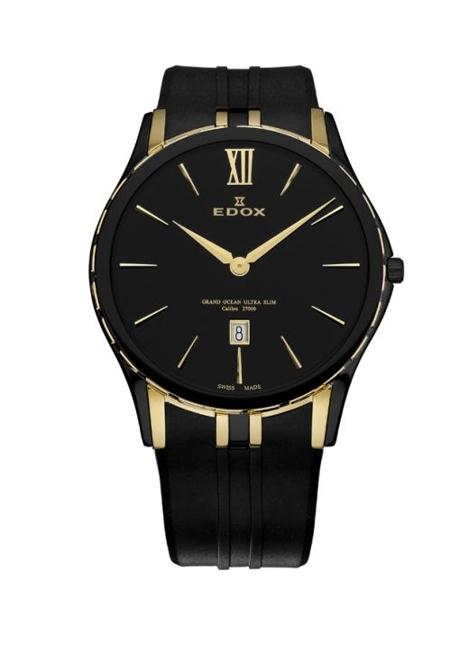 ultra slim luxury watches best watchess 2017 edox mens 27033 357jn nid grand ocean ultra slim watch luxury