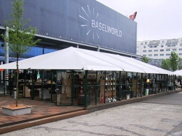 Baselworld Eateries and Shops