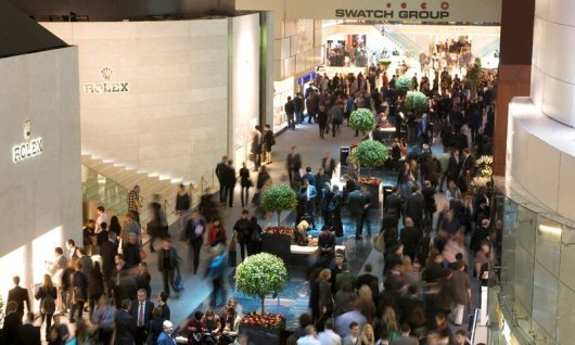 Baselworld Watch and Jewelry Show