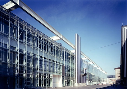 Basel 1999 New Hall - (Hall 1)