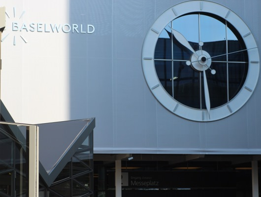 Baselworld 2013 Entrance