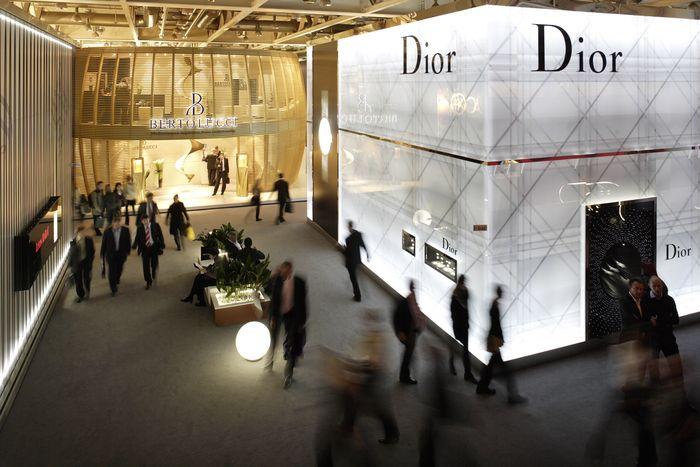 Expo Exhibition Stands Group : Baselworld news