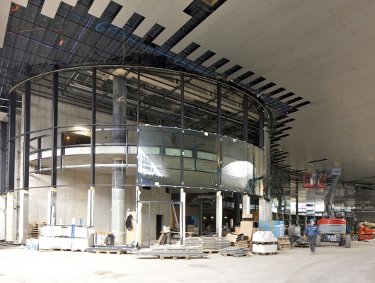 Construction in New Basel Exhibition Center to Be Completed in Time for Baselworld 2013