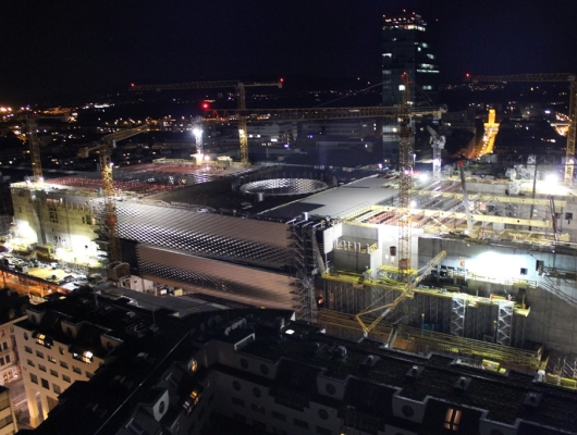 Construction on New Basel Exhibition Center to Be Completed in Time for Baselworld 2013