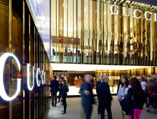 Gucci Baselworld 2013 Booth
