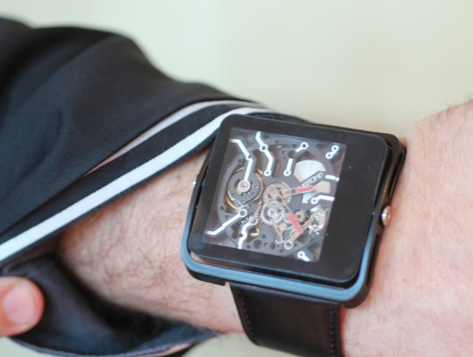 Ipod Nano Watch Movement