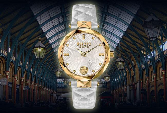 Versus Versace V-Covent Garden Watch Collection