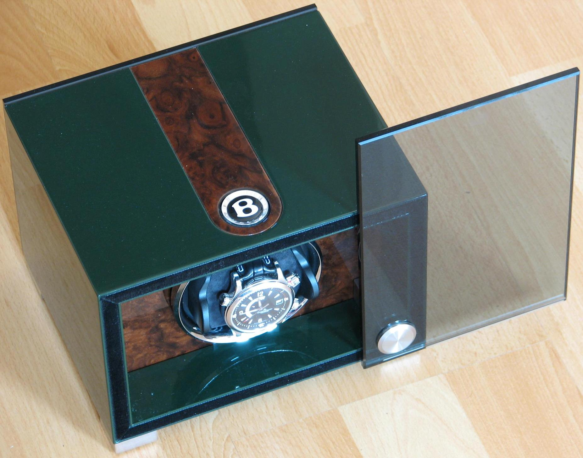 Boris Pjanic's Favorite Watchwinder