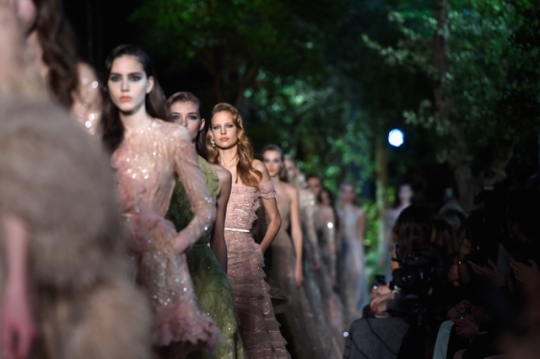 Elie Saab By Paris Couture Week Spring/Summer 2015