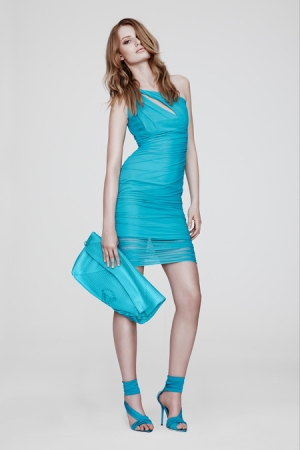 Versace Resort 2014 Blue