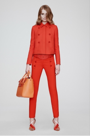 Versace Resort 2014 Red