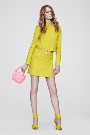 Versace Resort 2014 Yellow