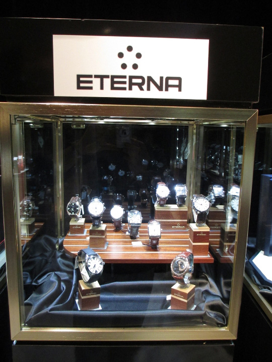 Eterna Couture Time Exhibit