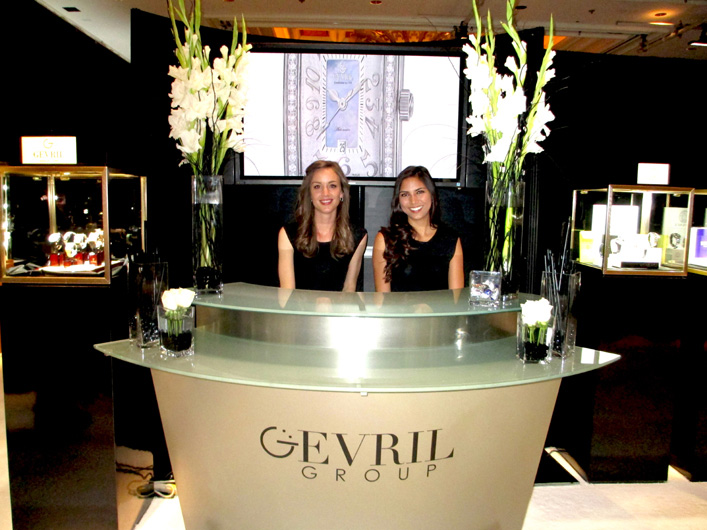Gevril Group Couture Time 2012 Entrance