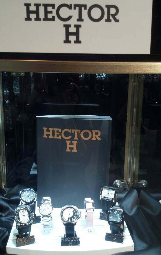 Gevril Group Hector H Display at Couture Time 2012