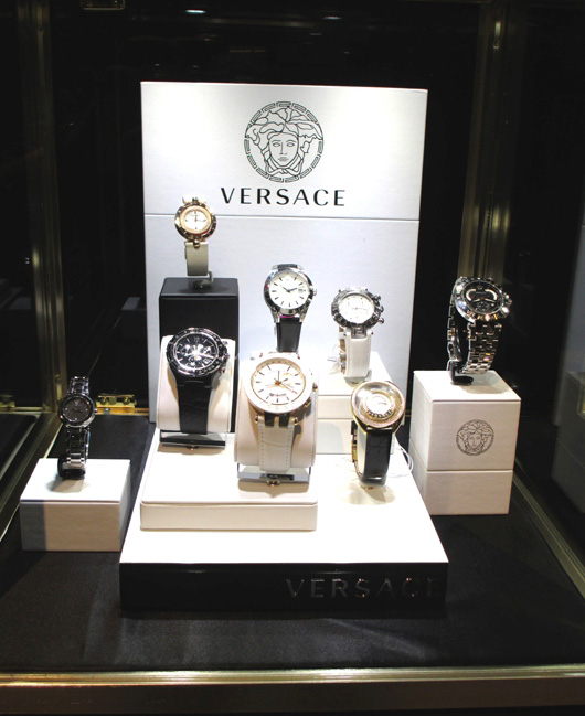 Versace Couture Time Exhibit