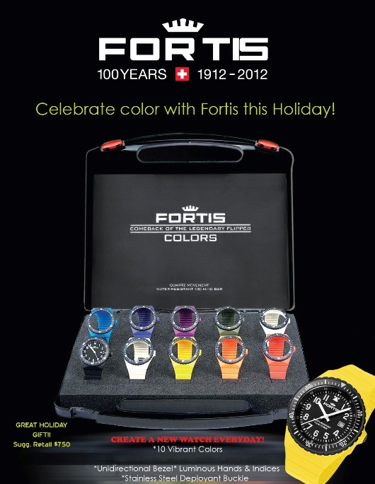 Fortis Colors Suitcase