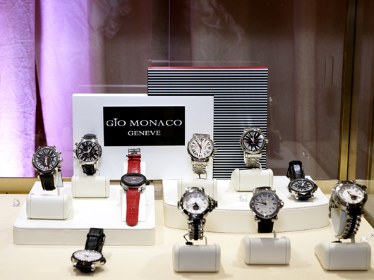 Gio Monaco Exhibit Couture 2013