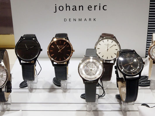 Johan Eric Couture 2013 Display