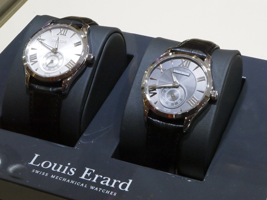 Louis Erard 1931 Watches at Couture 2013
