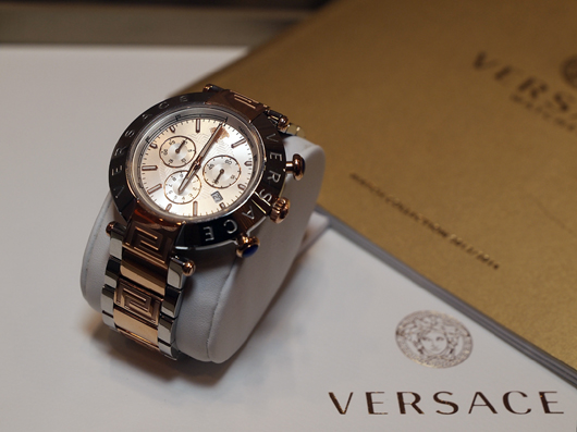 Versace Reve Chrono at Couture 2013