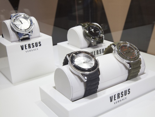 Versus Tokyo on Display at Couture 2014