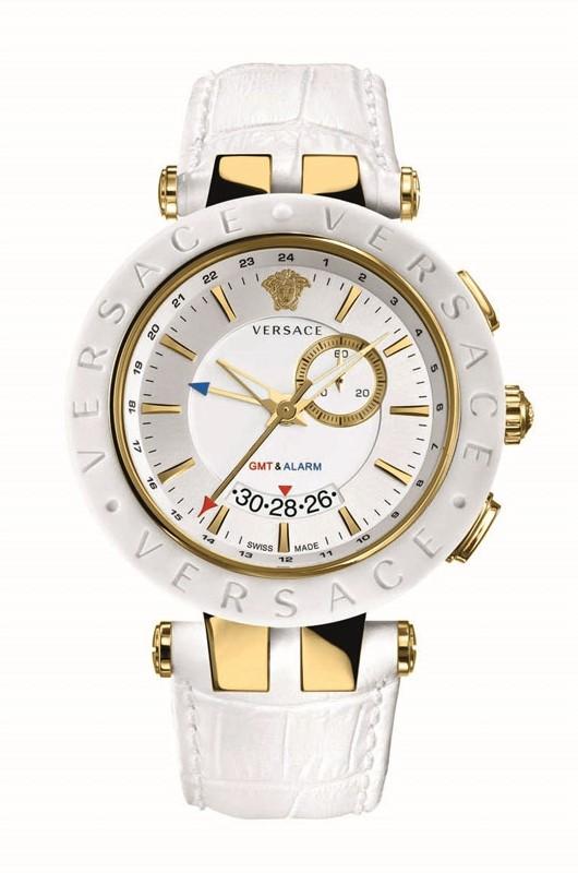 Versace V-Race GMT Alarm 29G7S1D001 S001