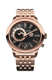 RSW Mens Consort Collection Dual Time - 9140.PP.PP.1.00