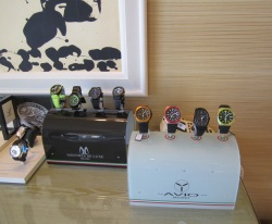 Montres De Luxe and Avio Watches at Las Vegas 2011