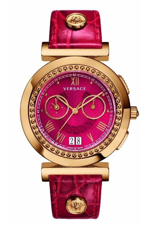 Versace Vanity Chrono Mothers Day Watch - VA9040013