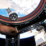 Fortis Official Cosmonauts Watch in Space