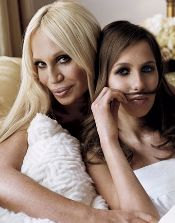 Allegra and Donatella