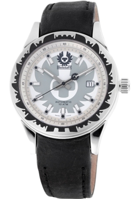 Belstaff Mens BLF2001AA Adventure Collection White Dial Watch