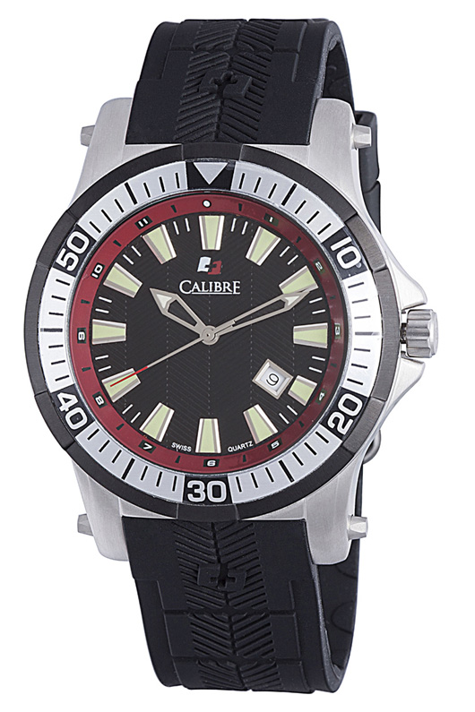 Calibre Hawk Date SC-4H1-04-007.4