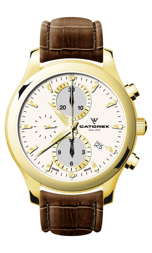 Catorex Chronograph Watches - 138.6.8169.151 Mens ChronoTradition