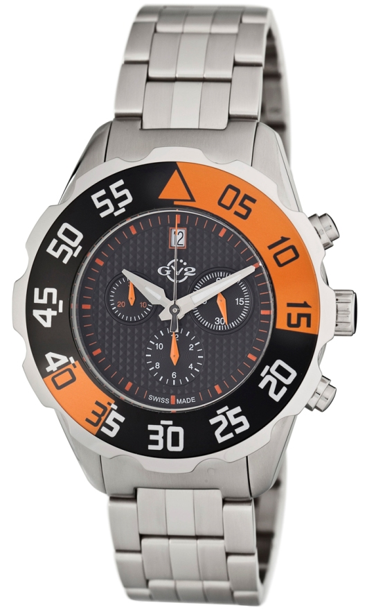 GV2 Chronograph Watches - 3002B Mens Parachute
