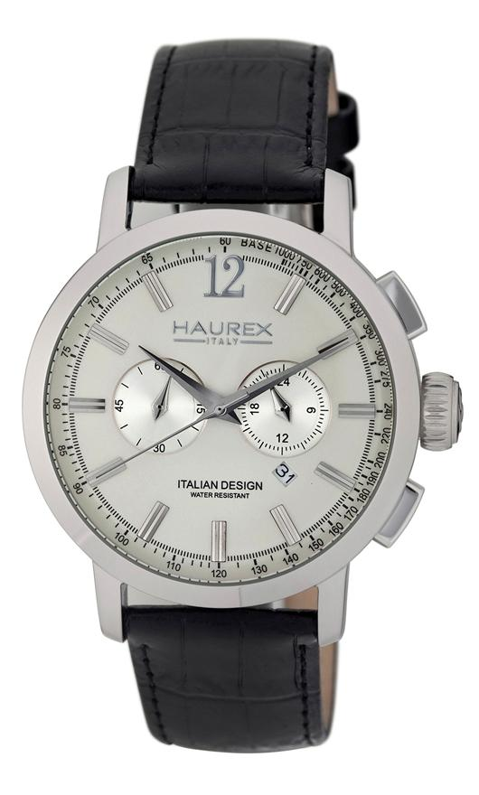 Haurex Italy Chronograph Watches - 9A330UCC Mens Maestro