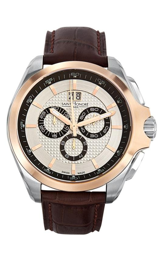 Saint Honoré Paris Chronograph Watches - 898065 6AMIR Mens Coloseo