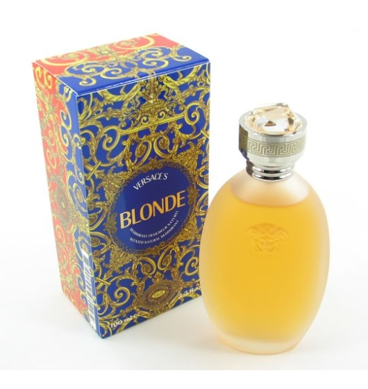 Blonde Perfume By Versace