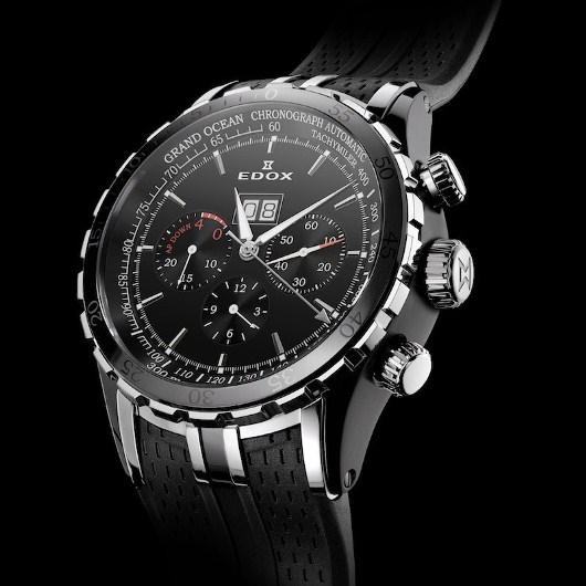 Edox Grand Ocean Extreme Sailing Series Special Edition