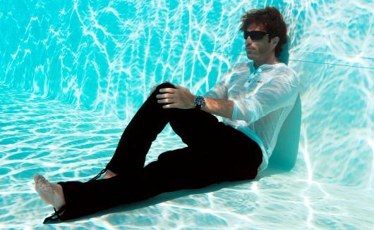 Free Diver Christian Redl