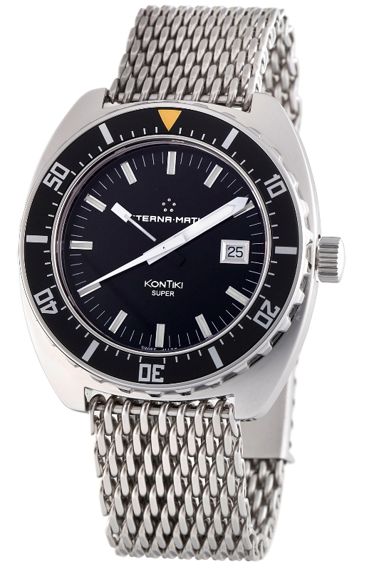Eterna Mens 1973.41.41.1230 Super KonTiki Heritage Luxury Watch