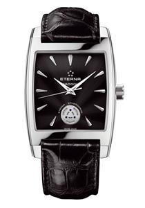 Eterna Mens 7712.41.41.1177 Madison Three Hands with Spherodrive Luxury Watch
