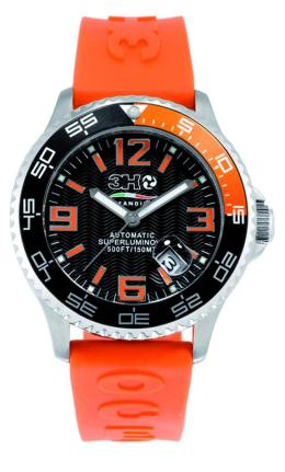 3H Italia Fashion Watches - 441AN Mens Oceandiver
