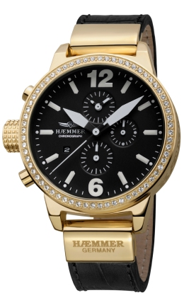 Haemmer Fashion Watches - DHC-08 Ladies Secrets Chronograph