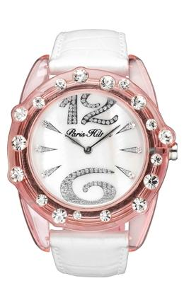 Paris Hilton Fashion Watches - PH.13108MPPK-28 Ladies Ice Glam