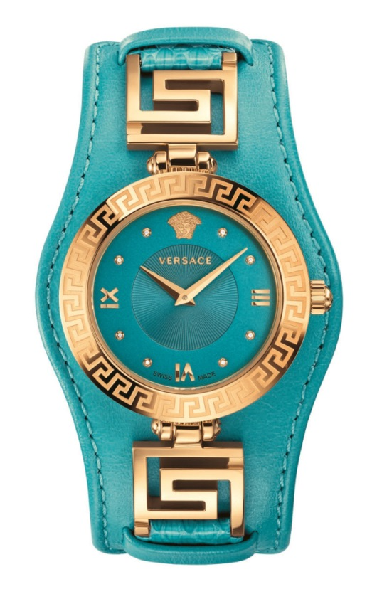 Swiss-Made Versace V-Signature VLA080014