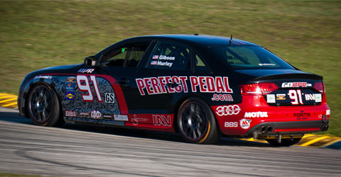 Perfect Pedal, Fortis Watches, APR Motorsport Audi S4