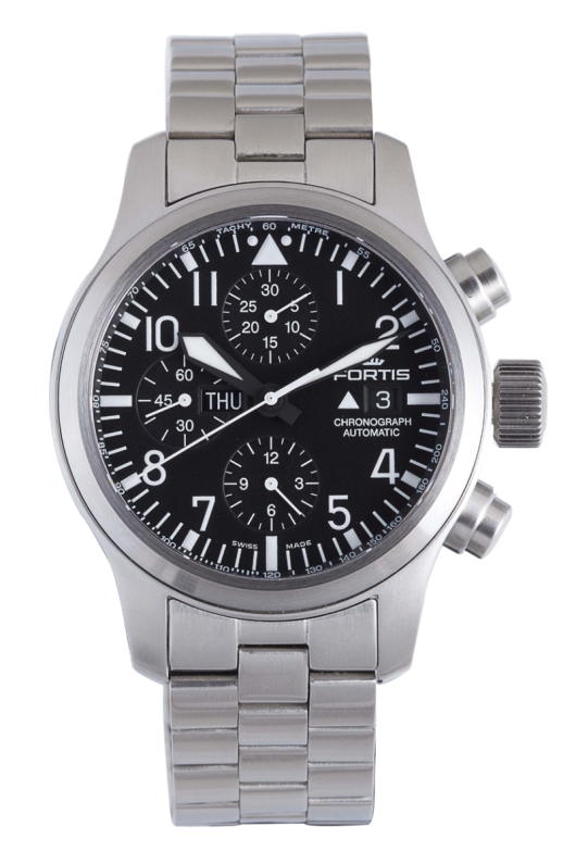 Fortis 656.10.11 M B-42 Flieger Automatic