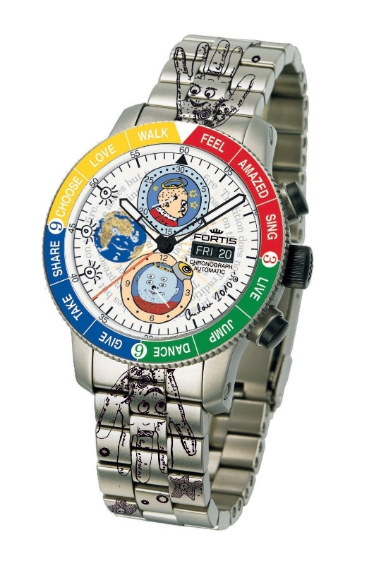 Fortis Limited Edision Andora Emotions - 659-27-92-EN
